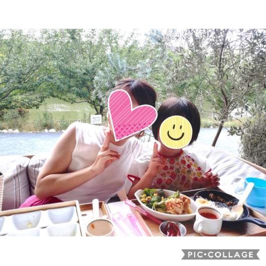 バードツリーカフェ千里南公園テラス席