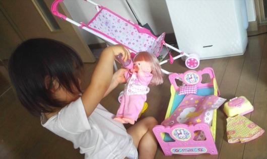 2歳クリスマスプレゼント誕生日プレゼントメルちゃん入門セット母性お世話お人形ごっこ遊び