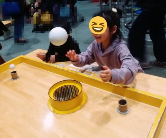 子出かけ子連れお出かけ子連れ旅行大阪市立科学館2階