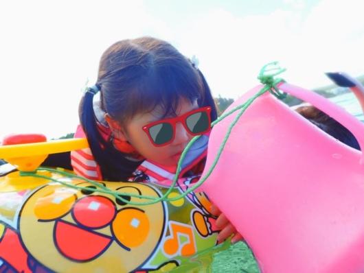 子連れ沖縄2歳5歳シュノーケル真栄田岬