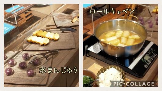 子連れで泊まってよかったホテルホテルリソルトリニティ大阪2020年オープン朝食ビュッフェ水まんじゅうおでん和洋30種